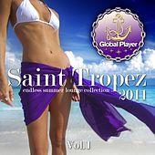 Global Player Saint Tropez 2011, Vol. 1 (Flavoured By Relaxing House and Downbeat Grooves) by Various Artists
