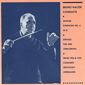 Walter - Previously Unreleased Concert Recordings by Various Artists