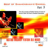 Best of Shahenshah-E-Qawwal Vol. 121 by Nusrat Fateh Ali Khan