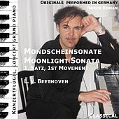 Moonlight Sonata , Mondscheinsonate, 1. Movement , 1. Satz , Opus 27 No. 2 , Piano Sonata No. 14 (feat. Roger Roman) - Single by Ludwig van Beethoven