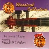 Wow-Classics Feat. Vivaldi & Schubert by Various Artists
