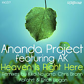 Heaven Is Right Here by Ananda Project