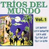 Tríos Del Mundo: Volume 1 by Various Artists