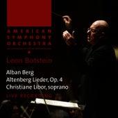 Berg: Altenberg Lieder by American Symphony Orchestra