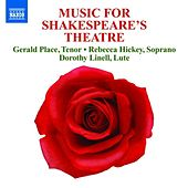 Music for Shakespeare's Theatre by Various Artists