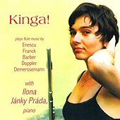 Kinga! Plays Flute Music by Kinga Prada