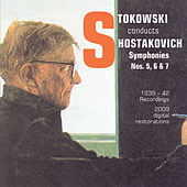 Shostakovich, D.: Symphonies Nos. 5, 6 and 7,