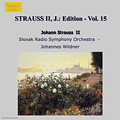 Strauss Ii, J.: Edition - Vol. 15 by Johannes Wildner