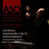 Nielsen: Symphony No. 3, Op. 27 by American Symphony Orchestra