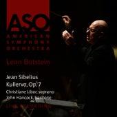 Sibelius: Kullervo, Op. 7 by American Symphony Orchestra