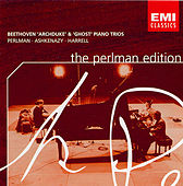 The Perlman Edition: Beethoven Piano Trios by Itzhak Perlman