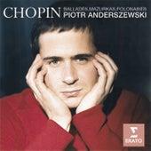 Ballads Mazurkas, Polonaises by Frederic Chopin