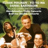 Brahms: Double Concerto / Mendelssohn: Violin Concerto by Daniel Barenboim