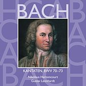 Bach, JS : Sacred Cantatas BWV Nos 70 - 73 by Various Artists