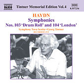 Symphonies No' 103 'Drum Roll' and No. 104 'London' by Franz Joseph Haydn