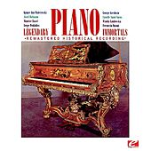 Legendary Piano Immortals (Remastered Historical Recording) by Various Artists