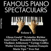 Famous Piano Spectaculars (Vol. 1) by Various Artists
