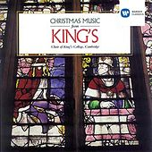 Christmas Music from King's by Sir David Willcocks