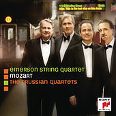 Mozart: Prussian Quartets by Emerson String Quartet