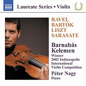 Violin Recital: Barnabas Keleman by Peter Nagy