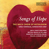 Songs of Hope by Benjamin Butterfield