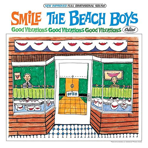 The Smile Sessions von The Beach Boys