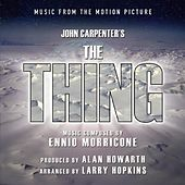 John Carpenter's The Thing - Music From The Motion Picture By Ennio Morricone by Various Artists