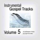 Instrumental Gospel Tracks Vol. 5 by Fruition Music Inc.