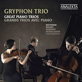 Great Piano Trios by The Gryphon Trio