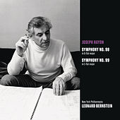 Joseph Hadn: Symphony No. 98 in B-flat major; Symphony No. 99 in E-flat major by Leonard Bernstein