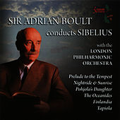 Sibelius: Prelude To The Tempest, Nightride & Sunrise, Pohjola's Daughter, The Oceanides, Finlandia, Tapiola by London Philharmonic Orchestra