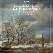 Das ist meine Freude (Cantatas from the Grossfahner-Collection) by Maria Jonas
