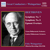 Beethoven: Symphonies Nos. 7 and 8 (Weingartner) (1936) by Felix Weingartner