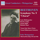 Beethoven: Symphony No. 9 (Weingartner) (1935) by Various Artists