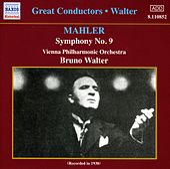 Mahler: Symphony No. 9 (Walter) (1938) by Bruno Walter