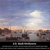 Bach: Violin Concerto No. 1 in A Minor - Air On The G String /  Vivaldi: Concertos / Pachelbel: Canon in D Major / Albinoni: Adagio / Beethoven: Fur Elise - Moonlight Sonata / Schubert: Ave Maria / Mendelssohn: Wedding March - Vol. I by Johann Sebastian Bach