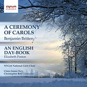 A Ceremony of Carols, An English Day-Book by Claire Jones