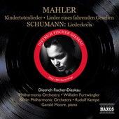 Mahler, G.: Lieder Eines Fahrenden Gesellen / Kindertotenlieder / Schumann, R.: Liederkreis (Fischer-Dieskau) (1952-1955) by Nina Stemme