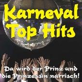 Karneval Top Hits - Da wird der Prinz und die Prinzessin narrisch! by Various Artists