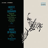 Gershwin: Selections, Music Of France by Jascha Heifetz