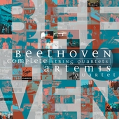Beethoven Complete String Quartets + Op.74 by Artemis Quartet