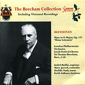 Beethoven : Mass In D Major, Op. 123 (Missa Solemnis) - The Beecham Collection by London Philharmonic Orchestra