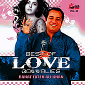 Best Of Love Qawwalies Vol. 33 by Rahat Fateh Ali Khan