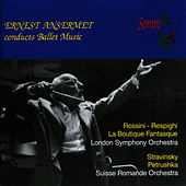 Rossini-Respighi: La Boutique Fantasque - Stravinsky: Petrushka by London Symphony Orchestra