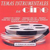 Temas Instrumentales de Cine by Various Artists