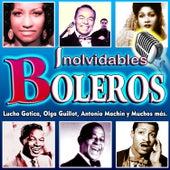 Inolvidables Boleros by Various Artists