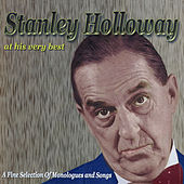 At His Very Best by Stanley Holloway
