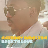 Back To Love (Deluxe Version) by Anthony Hamilton