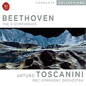 Beethoven: Symphonies 1-9 by Arturo Toscanini