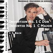Inventio No. 1 , N. 1 , Nr. 1 ( 1st Inventio ) C Major (feat. Roger Roman) - Single by Johann Sebastian Bach